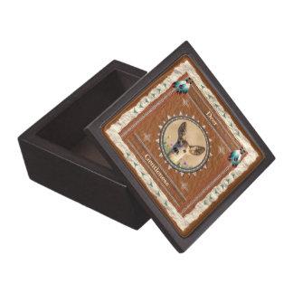 Boîtes À Bijoux De Première Qualité Cerfs communs - boîte-cadeau en bois de