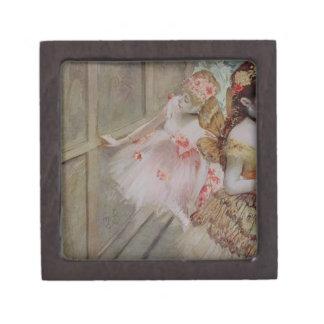 Boîtes À Bijoux De Première Qualité Danseur d'Edgar Degas   contre une étape plate,
