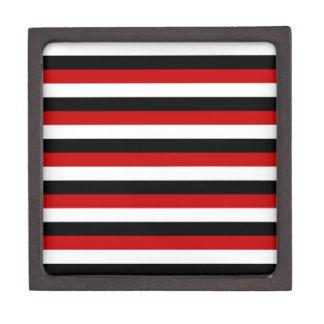 Boîtes À Bijoux De Première Qualité Le drapeau du Trinidad Tobago Yémen barre des
