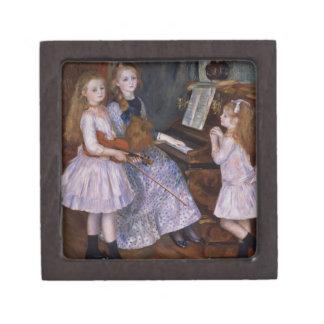 Boîtes À Bijoux De Première Qualité Pierre un Renoir | les filles de Catulle Mendes