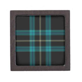 Boîtes À Bijoux De Première Qualité Plaid de tartan