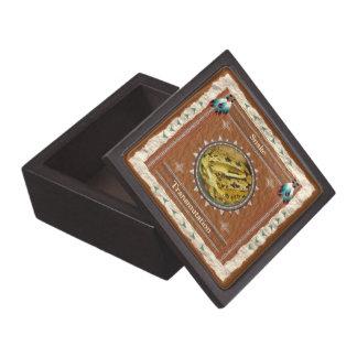 Boîtes À Bijoux De Première Qualité Serpent - boîte-cadeau en bois de transmutation