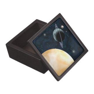 Boîtes À Souvenirs De Première Qualité Boîte-cadeau de prime d'amusement de planètes