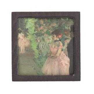 Boîtes À Souvenirs De Première Qualité Danseurs d'Edgar Degas | à l'arrière plan,