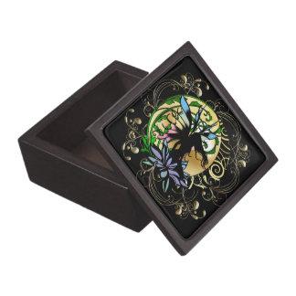 Boîtes À Souvenirs De Première Qualité Fée d'ombre de Lotus