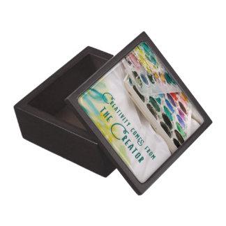 Boîtes À Souvenirs De Première Qualité La créativité vient du créateur