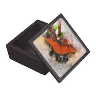 Boîtes À Souvenirs De Première Qualité Mariposa