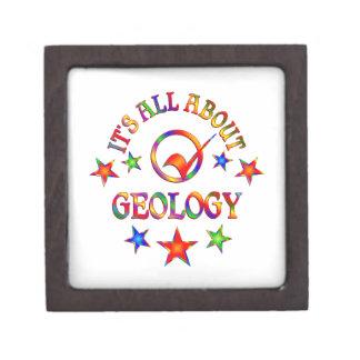 Boîtes À Souvenirs De Première Qualité Tout au sujet de la géologie