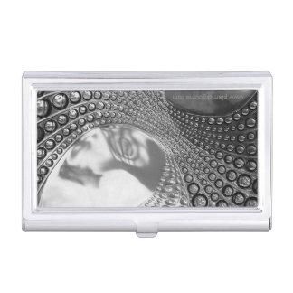 Boîtier Pour Cartes De Visite 3D Business card case/Porte-cartes effet 3D