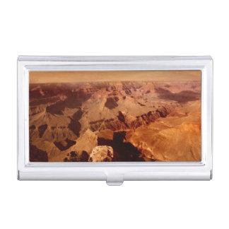 Boîtier Pour Cartes De Visite Canyon grand