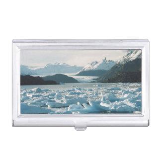 Boîtier Pour Cartes De Visite Icebergs glaciaires