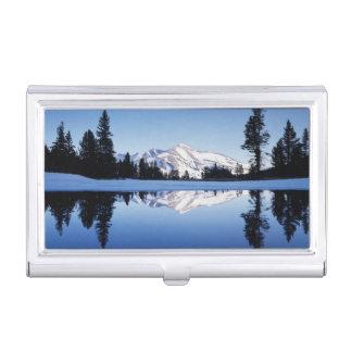 Boîtier Pour Cartes De Visite La Californie, sierra montagnes de Nevada,
