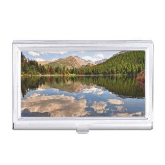 Boîtier Pour Cartes De Visite Lac bear. Le Colorado