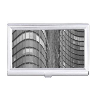 Boîtier Pour Cartes De Visite Mur rideau en acier et en verre de moderne