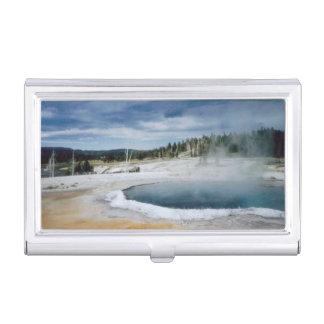 Boîtier Pour Cartes De Visite Parc national de Yellowstone