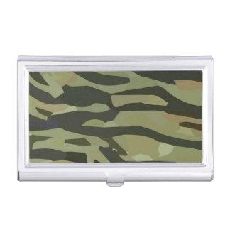 Boîtier Pour Cartes De Visite Porte-cartes de carte de visite de camouflage