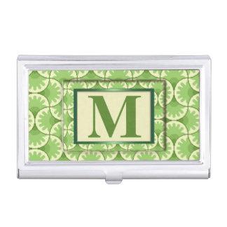 Boîtier Pour Cartes De Visite Porte-cartes de carte de visite décoratif de