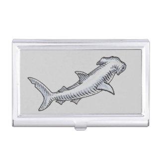 Boîtier Pour Cartes De Visite Requin de poisson-marteau