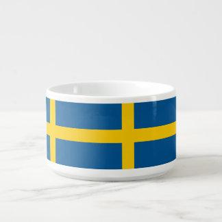 Bol À Chili Drapeau de la Suède