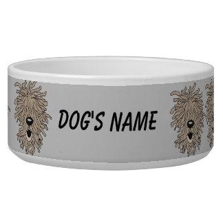 Bol d'aliments pour chiens de Dredlocked Bols Pour Chien