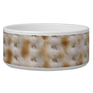 Bol d'aliments pour chiens de Matzoh de pâque Écuelles Pour Chien