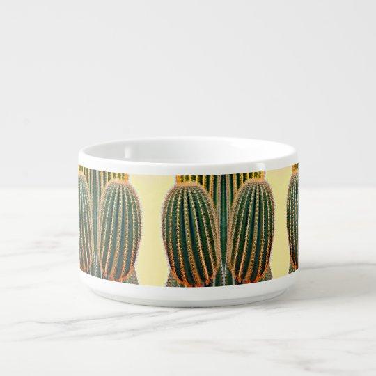 Bol de piment de bras de Saguaro Bol Pour Chili