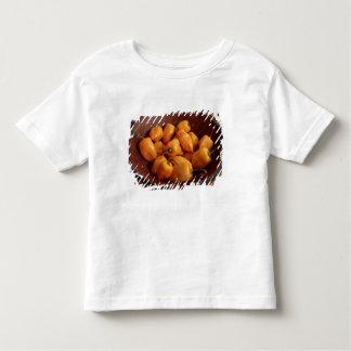 Bol de poivrons de habanero, nourriture t-shirt pour les tous petits