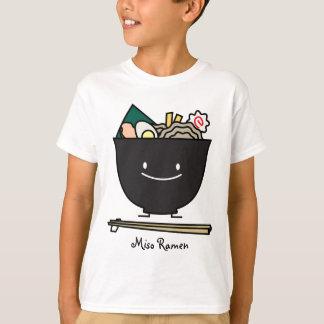 Bol heureux de Ramen T-shirt