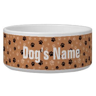 Bol personnalisé par coutume d'aliments pour chien gamelle pour chien