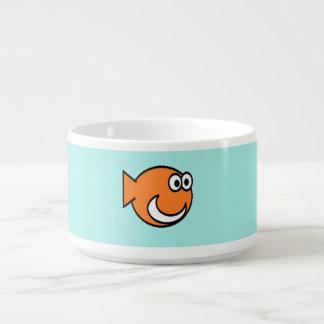 Bol Pour Chili Le poisson s'effondant conçoit le ™