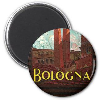Bologna Magnet Rond 8 Cm