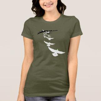 Bombardier de colombe de la paix B52 T-shirt