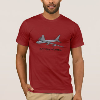 Bombardiers militaires de l'armée de l'air B-52 en T-shirt