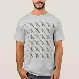 Bombardiers vintages frais t-shirt