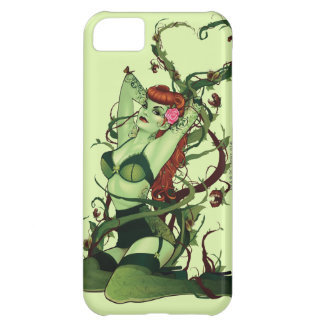 Bombe 3 de lierre de poison coque iPhone 5C