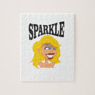 bombe blonde puzzle