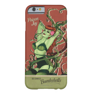 Bombe de lierre de poison coque iPhone 6 barely there