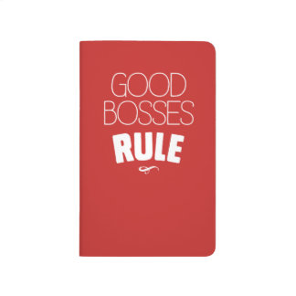 Bon carnet de règle de patrons