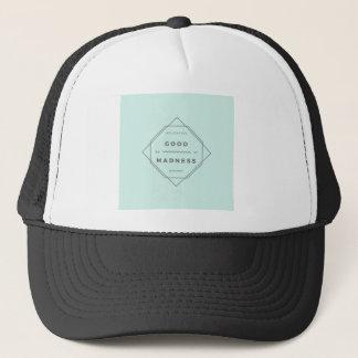 Bon casquette de folie