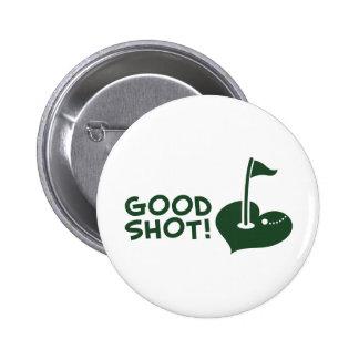 Bon golf de tir badges