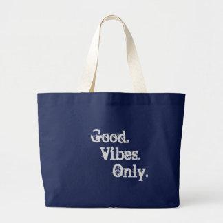 Bon sac fourre-tout à bleu marine de vibraphone