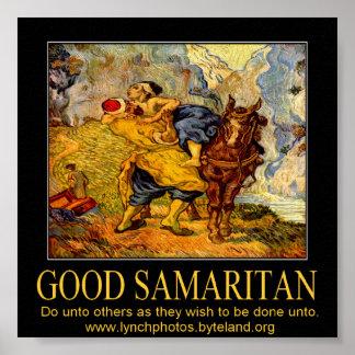 Bon Samaritain Poster