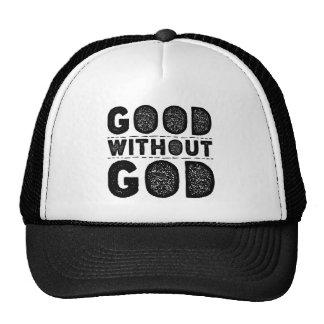 Bon sans Dieu Casquette De Camionneur
