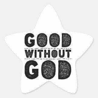 Bon sans Dieu Sticker Étoile