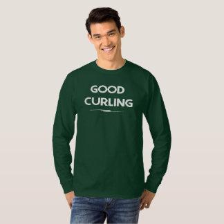 Bon T-shirt de bordage