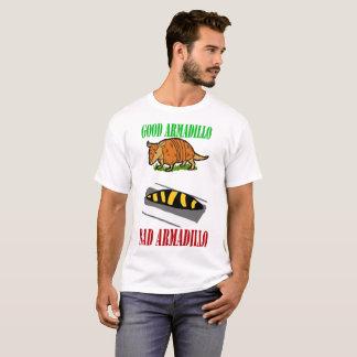 Bon T-shirt de tatou