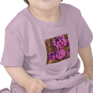 Bon thanksgiving (baies roses) - chemise de bébé t-shirt