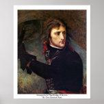 Bonaparte au pont d'Arcola Posters