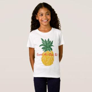 Bonbon comme peut être le T-shirt d'ananas