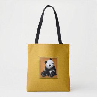 Bonbon de panda tout plus de - la copie tote bag